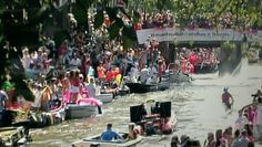 Amsterdam, Gay Pride, Canal Parade 2013.