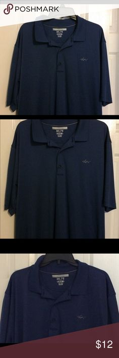 Big and Tall golf shirt Greg Norman XXL golf shirt. This is in good used condition Greg Norman Shirts Polos