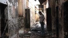 Plane Shot Victims Fleeing Bombed Hospital: Charity   NBC 5 ...