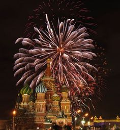 Check out the most stunning fireworks of 2013 from around the world. FromMoscowto SanFrancisco.