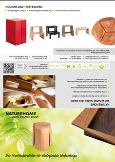 Flyer Sommer Seite 1 Naturehome