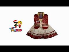 Kids World: Kids Summer Simple Cotton Frock Designs Easy to Ma...