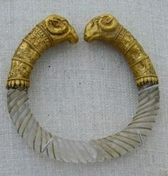 8. a) Ancient Greek bracelet.