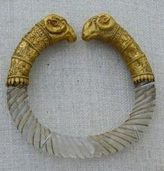 8. a) Ancient Greek bracelet.