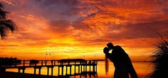 sunset silhouettes - not necessarily this pose lol