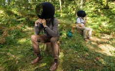 Virtual Reality Device Allows Users to Wander the Forest through the Eyes of an Animal - My Modern Met