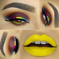 """Anastasia Beverly Hills """"Yellow"""" lipstick."""