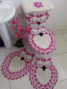 9 Fantastiche Immagini Su Tappeti Bagno Crochet Carpet Crochet