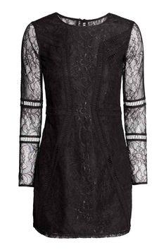蕾丝连衣裙 | H&M