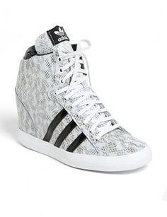 ed690638d adidas  Basket Profi  Hidden Wedge Sneaker (Women) - ShopStyle