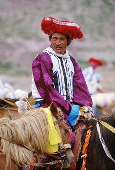 Tibet-Rider by sheng-fa lin 林勝發