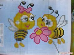 Cross Stitch For Kids, Mini Cross Stitch, Beaded Cross Stitch, Cross Stitch Embroidery, Loom Patterns, Baby Knitting Patterns, Cross Stitch Designs, Cross Stitch Patterns, Cross Stitch Cushion