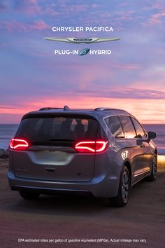 Do something different. 84 MPGe lets you seek new adventures with confidence. #Chrysler #ChryslerPacifica #Hybrid #plugin #minivan #familycar #roadtrip #views #explore #lifestyle
