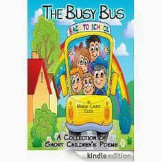 EMELINA'S FAVORITE THINGS : The Busy Bus  -Author Marsha Casper Cook www.michiganavenuemedia.com