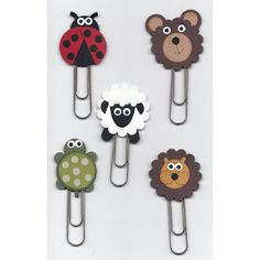Thanks for visiting my blog to see these cute punch art animals bookmarks. These are great for teachers gifts, for projects to do with...