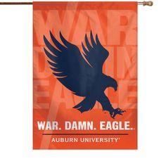 Sports Mem, Cards & Fan Shop Realistic Auburn University Tigers War Eagle Pullover Windbreaker Athletic Xxxl Fan Apparel & Souvenirs