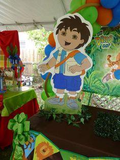 Go Diego Go Birthday Party Ideas | Photo 3 of 60