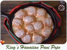 Coconut Bread Pani Popo