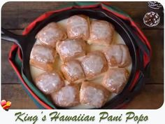 Delicious Pani Popo (Coconut Bread) recipe by King's Hawaiian. Get more local style recipes here.