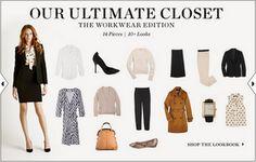 Solo Lisa: The Perfect Capsule Work Wardrobe