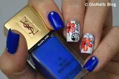 GioNails: Review BP-24 Stamping Plate by Born Pretty