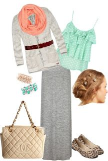 Raising Mighty Arrows: Five Modest Outfit Ideas for Spring