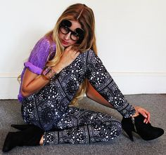 Lace Leggings  Mexican Day Of The Dead Lace Printed by Uptightso, $70.00