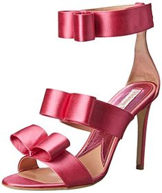 Vivienne Westwood Women's Bow Satin Slide Pump, Pink, 9 M US Vivienne Westwood http://www.amazon.com/dp/B00S8QW3AI/ref=cm_sw_r_pi_dp_5wlrwb02B10B0