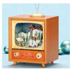 Found it at Wayfair.ca - Rotating Musical TV Box - 146.99