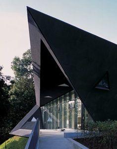 Maggie's Centre, Fife, Zaha Hadid