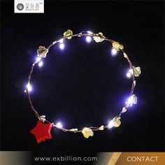 Battery powered blinking LED lights  LED garland  Battery operated LED string light