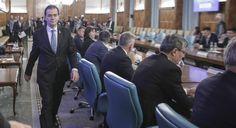 Guvernul condus de Ludovic Orban a adoptat, marți, într-o ședință maraton, 25 de ordonanțe de urgență, în diverse domenii, de la educație, sănătate,