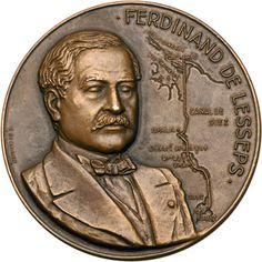 Resultado de imagem para Ferdinand de Lesseps
