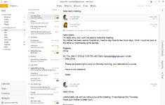 Mail with calendar/scheduling for Mac and Windows. Also offer pro license for businesses.