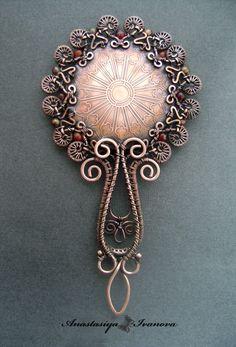 hand mirror by nastya-iv83.deviantart.com on @deviantART