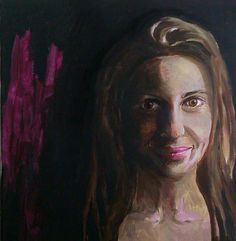 A try to paint expressively...:)