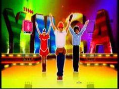 Just Dance Kids YMCA by The Village People - great brain break!!