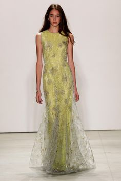 Jenny Packham S/S '16 Fashion Tv, Fashion Design, Modern Fashion, Jenny Packham Dresses, Catwalk Collection, Full Length Gowns, Dressy Dresses, Long Dresses, Beautiful Gowns