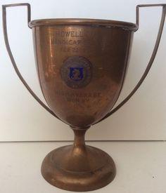 antique boston athletic association copper 1907 trophy boston marathon from $14.99