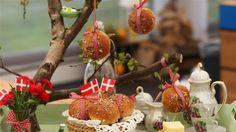 Teboller med birkesaft Naturens goder er fyldt i disse teboller, som gør dem til noget andet, end vi er vant til