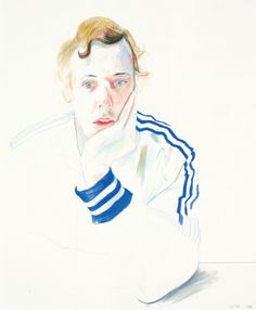 DAVID HOCKNEY GREGORY, 1978