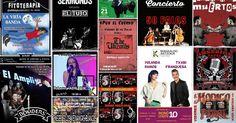Agenda | Un día de 12 conciertos (Jarabe de Palo incluido) + monólogos en el Teatro Barakaldo