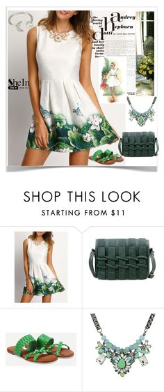 """""""4#SheIn"""" by kivericdamira ❤ liked on Polyvore"""