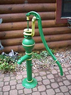 Well - John Deere hand pump