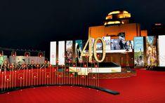 Stage Design, Set Design, Render Design, Office Art, International Film Festival, Cairo, Landscape Design, 3 D, Behance