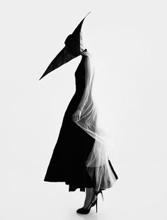 """stormtrooperfashion:  Caroline Brasch Nielsen in """"Fluid Silhouettes"""" byOliver StalmansforNew York Magazine,May 2014 See more from this sethere."""