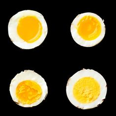 To make the perfect boiled egg: Boil water, ease your eggs in, start the timer for the desired doneness, take out after the timer dings & shock in cold water, peel & use as desired.