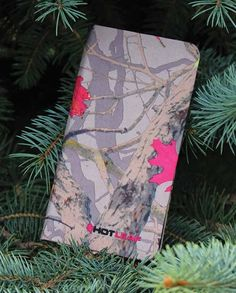 gifts under 20 dollars - Stocking Stuffer - Angel Ranch Women's Hotleaf Camo iPhone 6 Case Hotleaf brings color to camo without sacrificing camouflaging. The pattern was designed to be easily spotted by humans without alerting animals, who can't see the same color range we can. This flip-open protective case fits an iPhone 6 and features Hotleaf camo print.  #stockingstuffer #giftideas #christmasgiftideas Christmas gift idea under $20
