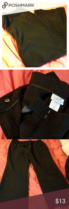 🛍CLEARANCE🛍Sz 18 black dress pants. Jaclyn Smith sz 18 black dress pants. Gently worn, excellent condition. Jaclyn Smith Pants