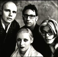 The Smashing Pumpkins. Billy, no matter how much you've disappointed me since 2000, there will always be a special place in my heart for you.